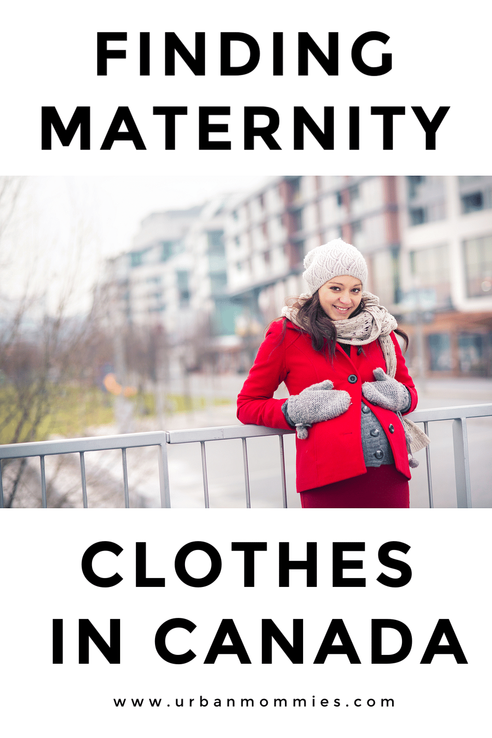 Maternity Clothes In Canada