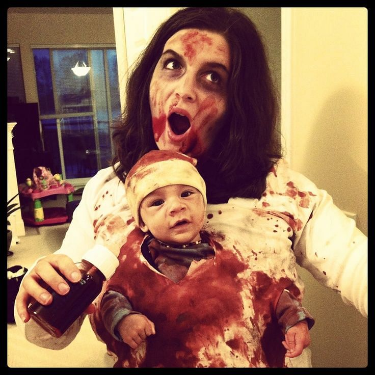 foto de Our 16 Favourite Family Halloween Costumes - Urban Mommies